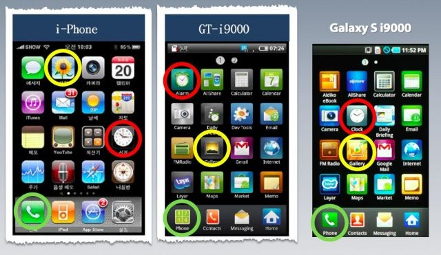 From the Apple-Samsung trials: just how much did Samsung try to copy Apple?