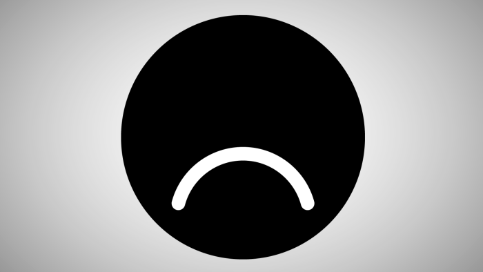 Ello Sad Logo