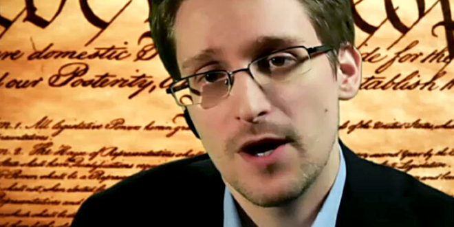 edward snowden fake story
