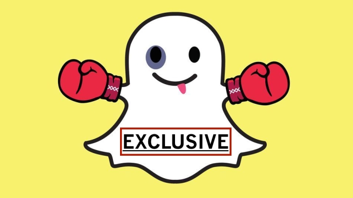 snapchat discover failing