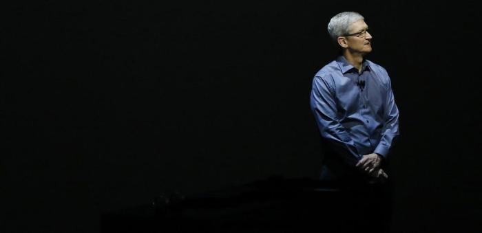 tim cook boring apple